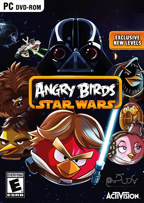 دانلود بازی Angry Birds Star Wars برای PC
