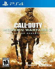 دانلود بازی Call of Duty Modern Warfare 2 Campaign Remastered برای PS4