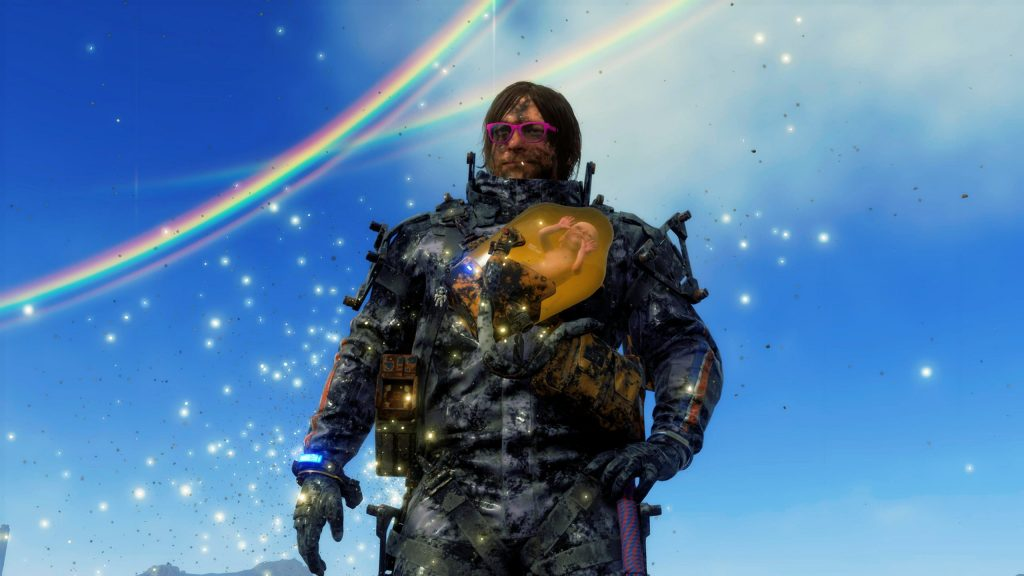 Death Stranding photo mode