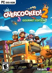 دانلود بازی Overcooked! 2 Gourmet Edition برای PC