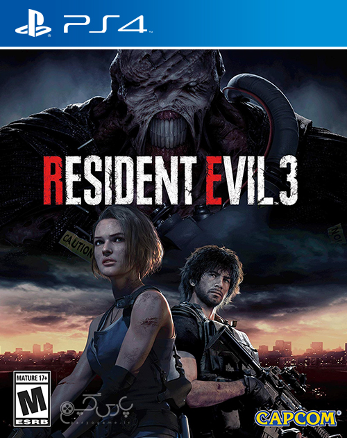 دانلود بازی Resident Evil 3 برای PS4