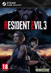 دانلود بک آپ بازی Resident Evil 3 برای PC