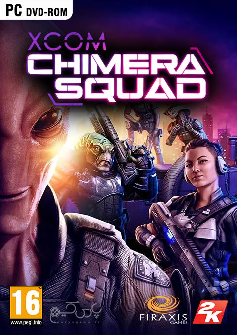 دانلود بازی XCOM Chimera Squad برای PC