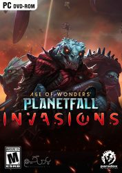 دانلود بازی Age of Wonders Planetfall - Invasions برای PC