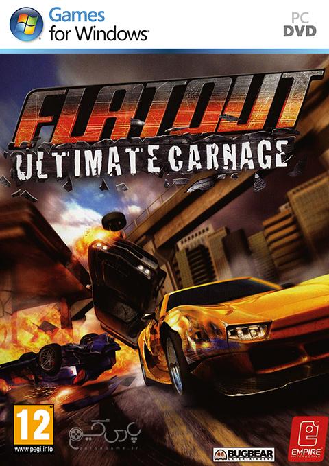 دانلود بازی FlatOut Ultimate Carnage برای PC