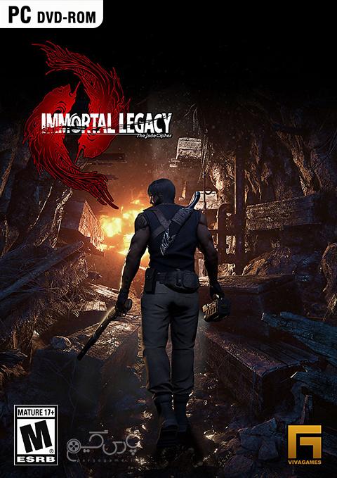 دانلود بازی Immortal Legacy The Jade Cipher برای PC