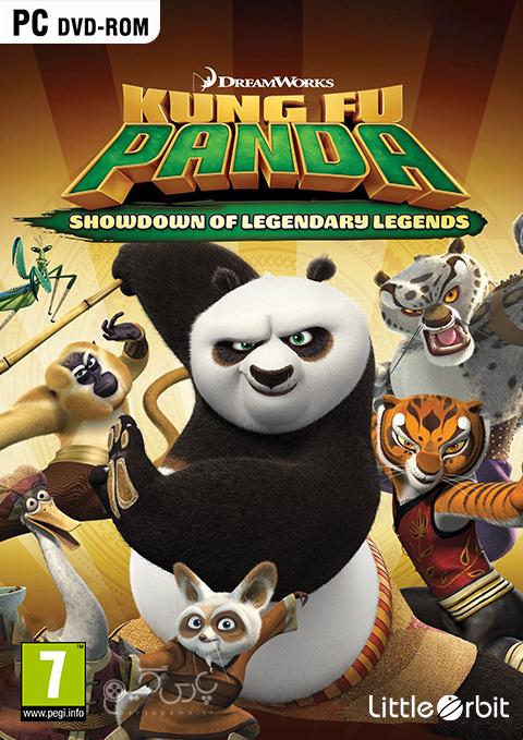 دانلود بازی Kung Fu Panda Showdown of Legendary Legends برای PC