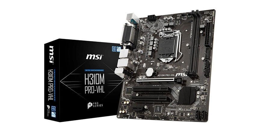 MSI H310M PRO-VHL