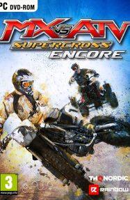 دانلود بازی MX vs ATV Supercross برای PC