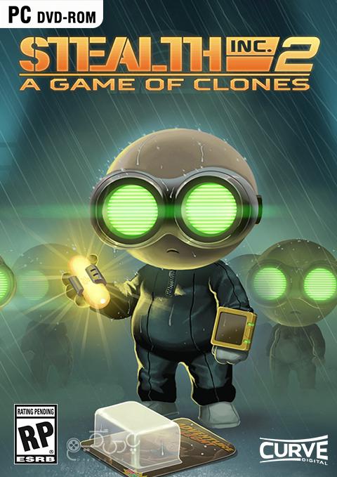 دانلود بازی Stealth Inc 2 A Game of Clones برای PC