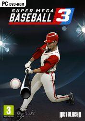 دانلود بازی Super Mega Baseball 3 برای PC