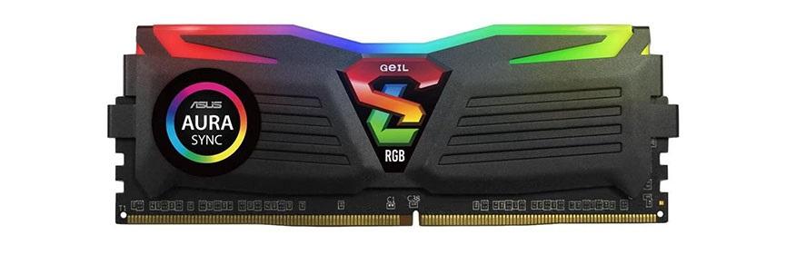 Geil Super Luce RGB 28GB DDR4 2400 CL16