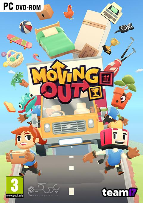 دانلود بازی Moving Out برای PC