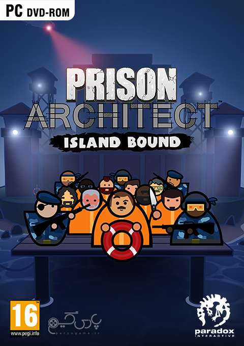 دانلود بازی Prison Architect - Island Bound برای PC
