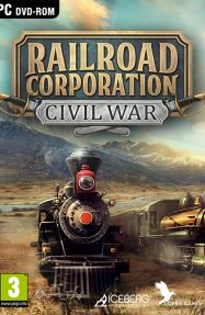 دانلود بازی Railroad Corporation Civil War برای PC
