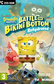 دانلود بازی SpongeBob SquarePants BfBB Rehydrated برای PC