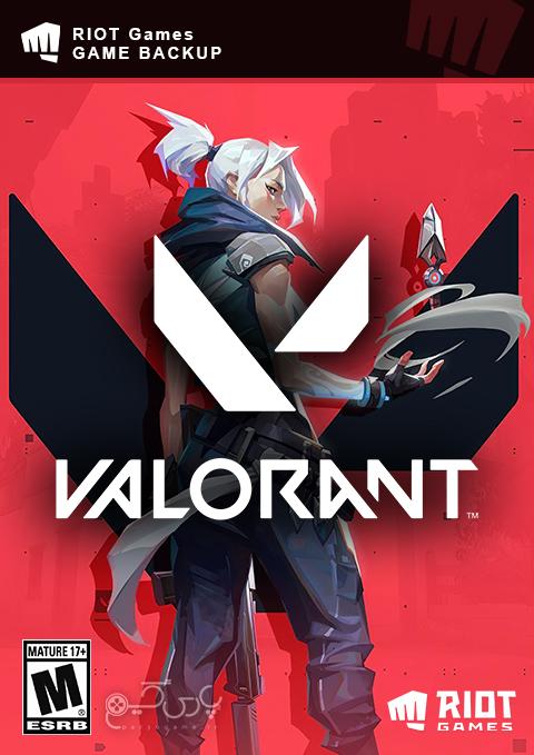 دانلود بازی Valorant برای PC