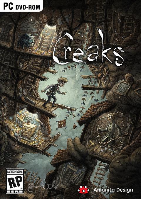 دانلود بازی Creaks برای PC