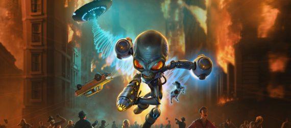 راهنمای قدم به قدم بازی Destroy All Humans