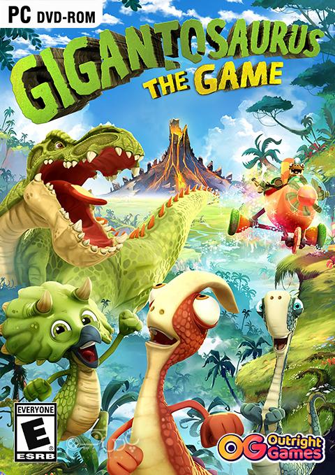 دانلود بازی Gigantosaurus The Game برای PC