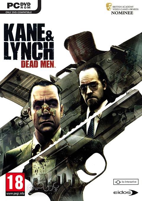 دانلود بازی Kane and Lynch Dead Men برای PC