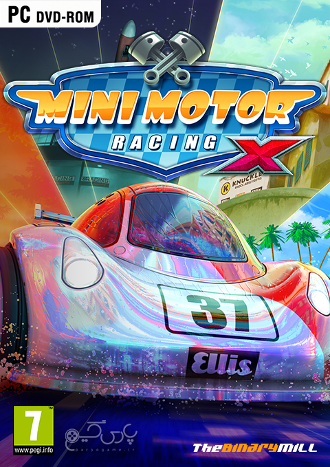 دانلود بازی Mini Motor Racing X برای PC