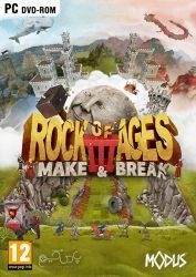 دانلود بازی Rock of Ages 3 Make & Break برای PC