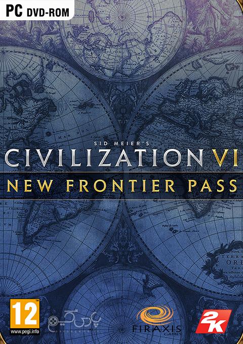 دانلود بازی Sid Meier's Civilization VI New Frontier Pass برای PC