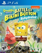 دانلود بازی SpongeBob SquarePants BfBB Rehydrated برای PS4