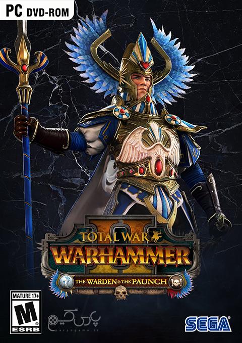دانلود بازی Total War WARHAMMER II The Warden and The Paunch برای PC