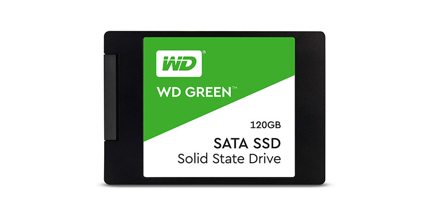 WD GREEN 120GB