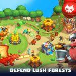 3D Wild TD: Tower Defense