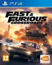 دانلود بازی Fast & Furious Crossroads برای PS4