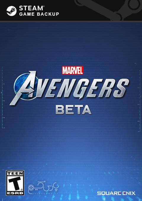 دانلود بک آپ بازی Marvel's Avengers BETA برای PC