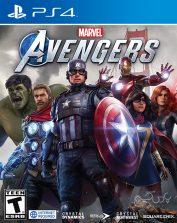 دانلود بازی Marvel's Avengers برای PS4