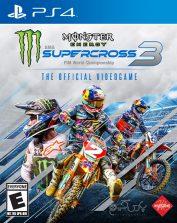 دانلود بازی Monster Energy Supercross 3 برای PS4