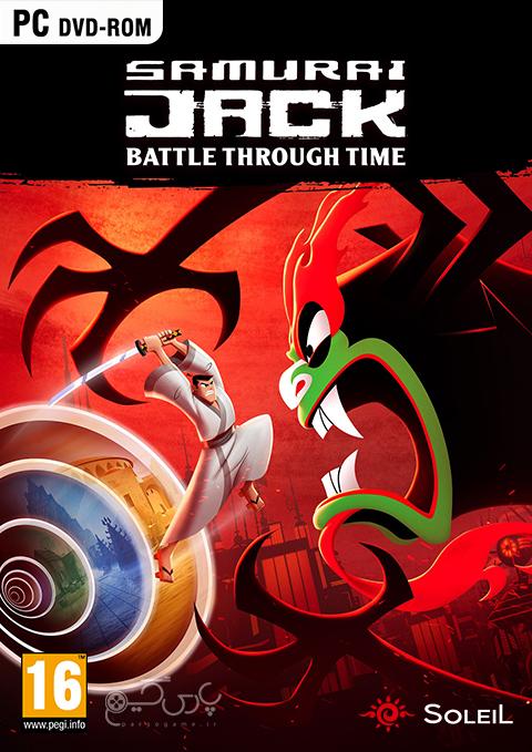 دانلود بازی Samurai Jack Battle Through Time برای PC
