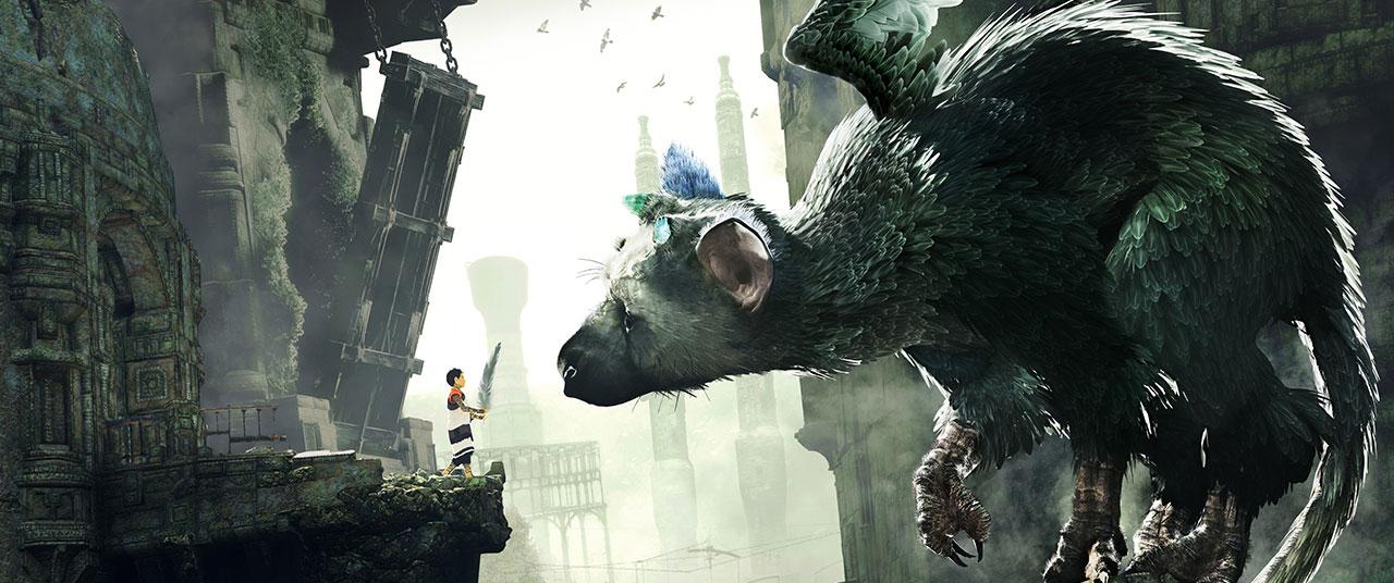 بازی های انحصاری پلی استیشن 4 - The Last Guardian