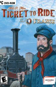 دانلود بازی Ticket to Ride France برای PC