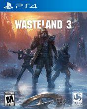 دانلود بازی Wasteland 3 برای PS4