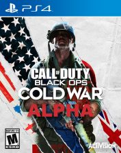 دانلود بازی Call of Duty Black Ops Cold War Alpha برای PS4