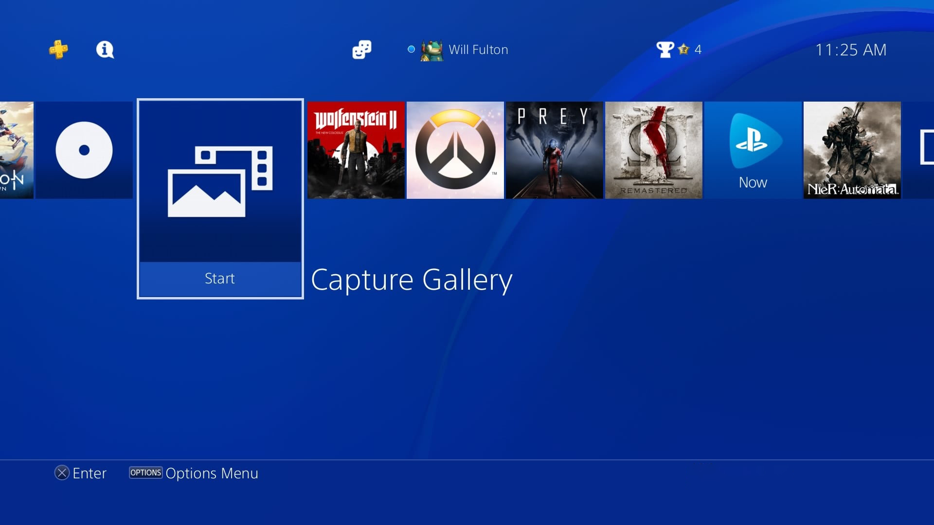 Capture Gallery