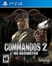 دانلود بازی Commandos 2 HD Remaster برای PS4