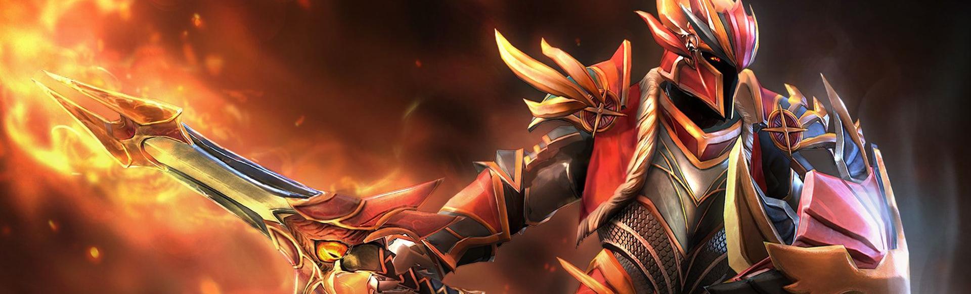 Dragon Knight در بازی DOTA 2