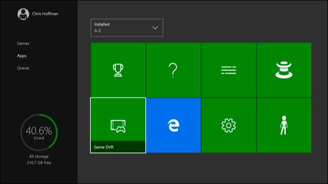استفاده از برنامه Game DVR در Xbox One
