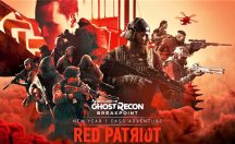 Ghost recon Breakpoint Red Patriot