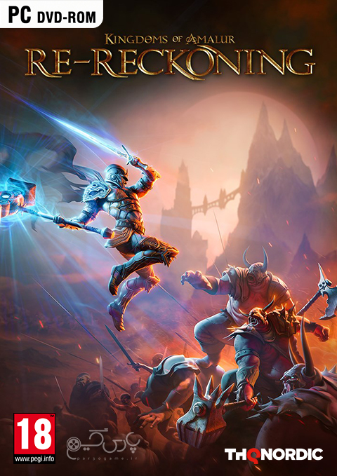 دانلود بازی Kingdoms of Amalur Re-Reckoning برای PC