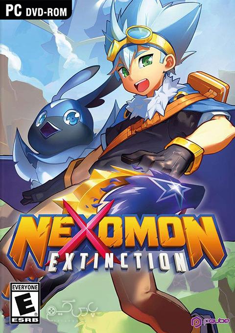 دانلود بازی Nexomon Extinction برای PC