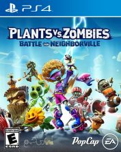 دانلود بازی Plants vs. Zombies Battle for Neighborville برای PS4