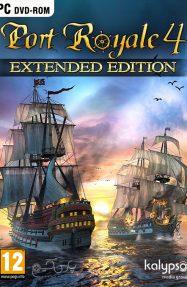 دانلود بازی Port Royale 4 Extended Edition برای PC